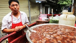 Chinese Street Food Tour in Chengdu, Sichuan   BEST Street Food in China