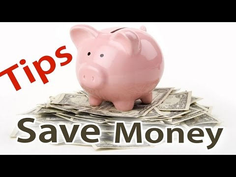 Top Tips to Save Money - Control Your Finances