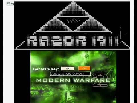 Modern Warfare 2 Razor1911 Keygen