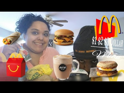 McDonald's $1 $2 $3 Dollar Menu