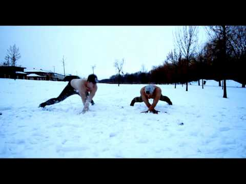 ThunderBarZ- Epic Winter Training (Street Workout Motivation)