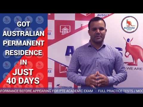 Australian Permanent Residency Granted in just 40 days