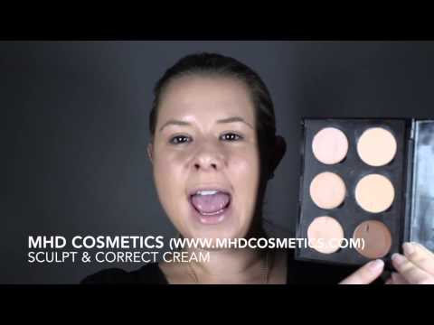 MHD Cosmetics - Sculpt & Correct Cream