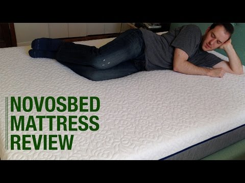 Novosbed Mattress Review - The Good and Bad of Memory Foam