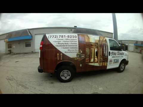 Commercial Car Wrap Advertising & Marketing Stuart Florida
