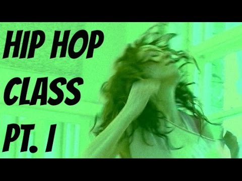 Learn to HIP HOP dance class for beginners -- 1/16