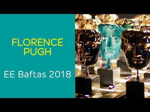 EE BAFTAs 2018: Florence Pugh, EE Rising Star Award Nominee 2018