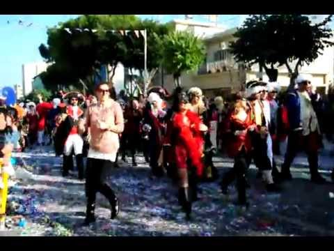 Limassol Carnival 2012 - The French