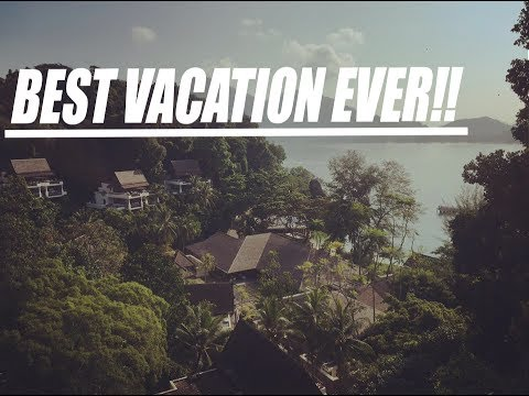 Malaysia Vacation - Pangkor Laut resort - Getting to the resort - BEST VACATION EVER!! Episode #1