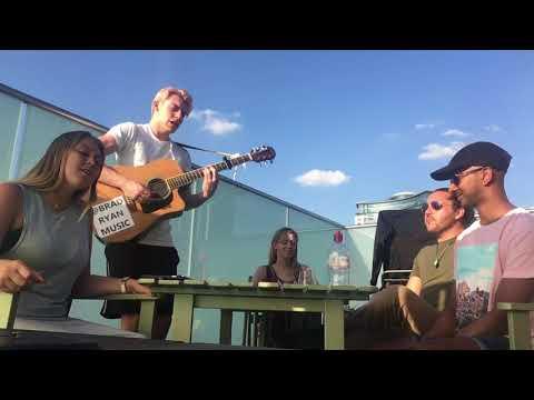 Shape of You vs. No Diggity Mashup  - Singing Waiters Rehearsal