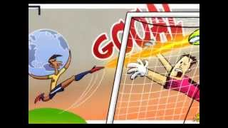 Confederations Cup 2013 in cartoons