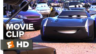 Cars 3 Movie Clip - Meet Jackson Storm (2017) | Movieclips Trailers