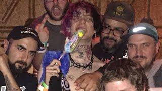Lil Peep - Interesting Moments (New York)