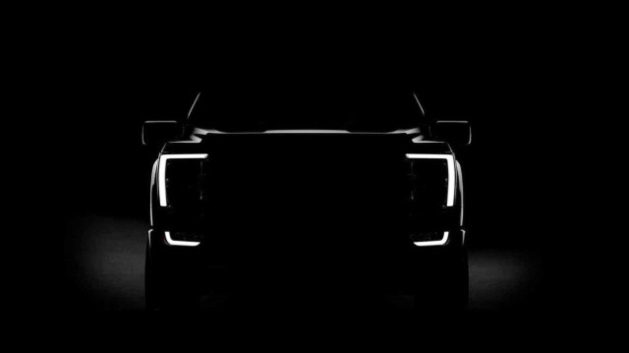 Revealing the All-New 2021 Ford F-150