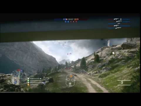 BF1   poor plane