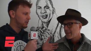 Legendary Jordan Brand designer Tinker Hatfield talks about working with Michael Jordan   ESPN