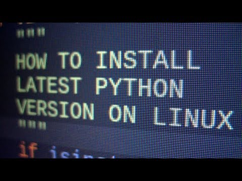 How to Install the Latest Python Version on Linux Mint, Debian and Ubuntu