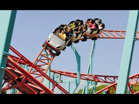 The Science Behind Roller Coasters