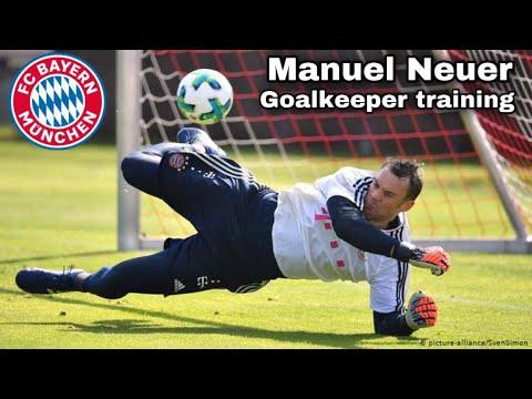 Manuel Neuer - Goalkeeper Training / FC Bayern Munchen (Welcome to GOALKEEPING TV)