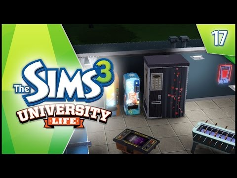WOOHOO IN THE PHOTOBOOTH! - Sims 3 University Life - EP 17
