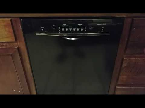 How to check the drain pump on a Bosch Ascenta dishwasher