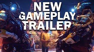 Anthem: New Gameplay Trailer!   Storm & Interceptor Gameplay! Demo Release Date!