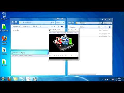 How I trim my AVCHD (.mts) files using free tools