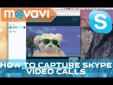 How to Record Skype Video Calls on Mac