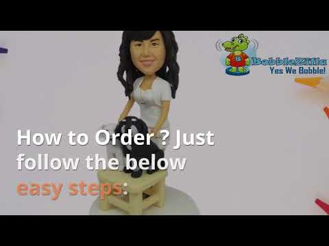How to Create a Custom Bobblehead ?