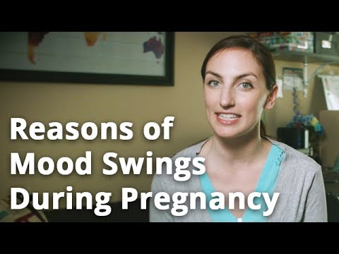 What Are The Different Reasons of Mood Swings During Pregnancy?