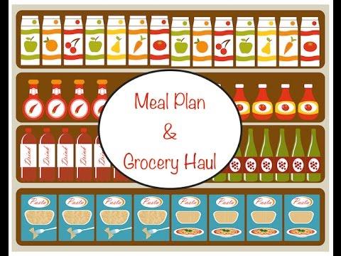 Healthy Grocery Haul: Publix Haul & Freezer Organization