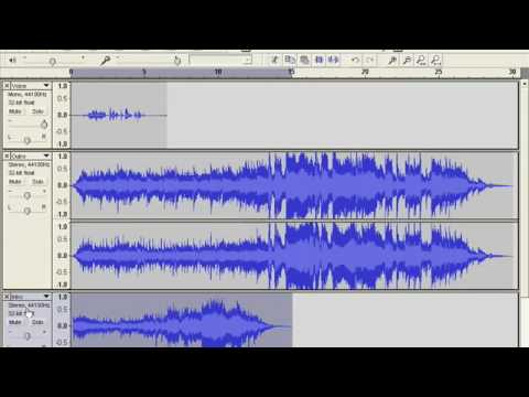 Tutorial - Create a Podcast in Audacity