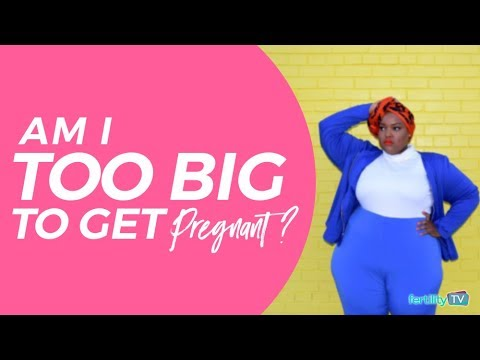 They told me I was too big to get pregnant - Dr Sklar helped me