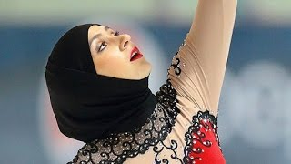 This Woman Wants to Be The First Hijabi Ice Skater to Compete in the Winter Olympics