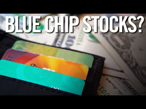 WHAT IS A BLUE CHIP STOCK? (Dividend Stocks & Income Investments)