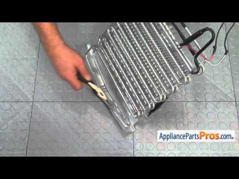 Refrigerator Evaporator Assembly (part #DA96-00020Q) - How To Replace