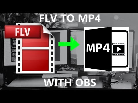 Quickly Convert FLV to MP4 for Adobe Premiere and Davinci Resolve 14