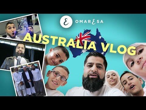 MY AUSTRALIA TRIP VLOG!!!