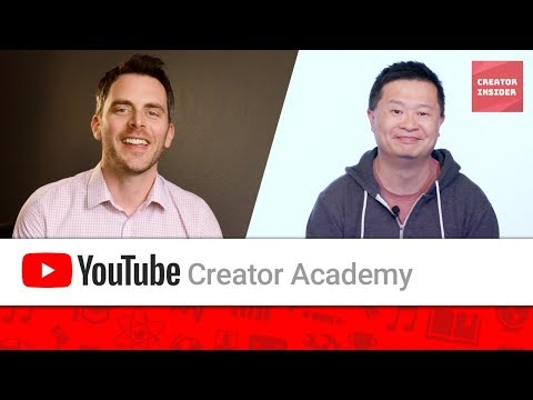 Learn YouTube Strategy with Creator Academy!