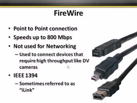 CompTIA Network+ Training - Network Media