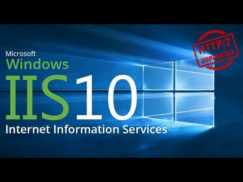 How To Install IIS In Windows Server 2016