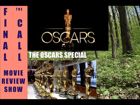 Best hair and makeup,   the FINAL CALL,  OSCARS 2017 Special,