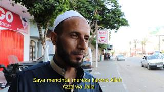 Indonesia di Mata Warga Gaza