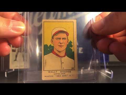 Pre-war Baseball Card Assortment - Volume 3