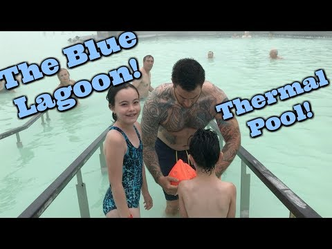 Iceland's HUGE Thermal Pool - The Blue Lagoon! What is it REALLY Like? | Day 4 Vlog