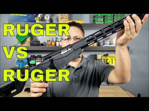 RUGER PRECISION RIFLE VS RUGER 10/22 TAKEDOWN IS IT WORTH IT?