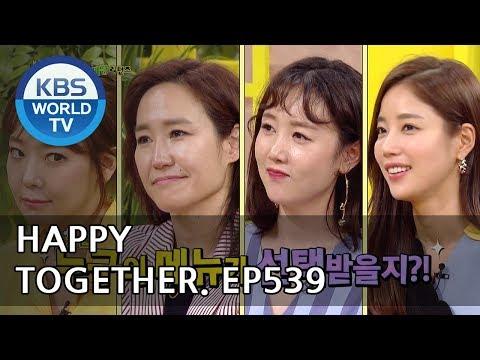 Happy Together I 해피투게더 - So Yujin, Kang June, Byul, Ki Eunse [ENG/2018.05.24]