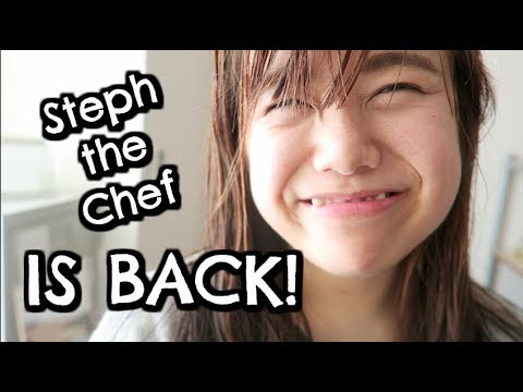 STEPH THE CHEF IS BACK! // Chicken Curry