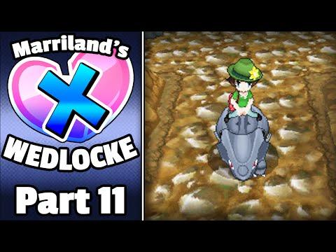 Pokémon X Wedlocke, Part 11: Rhyhorn Racing!