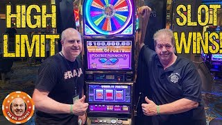 Download 🤑HIGH LIMIT SLOT WINS 🤑 BIG PLAY with Awesome Friends from Atlantic City 🎰 Video